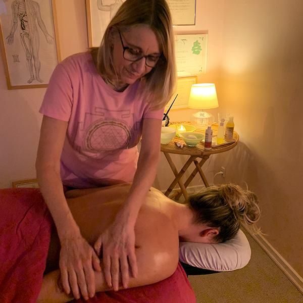Sjælsø Massage